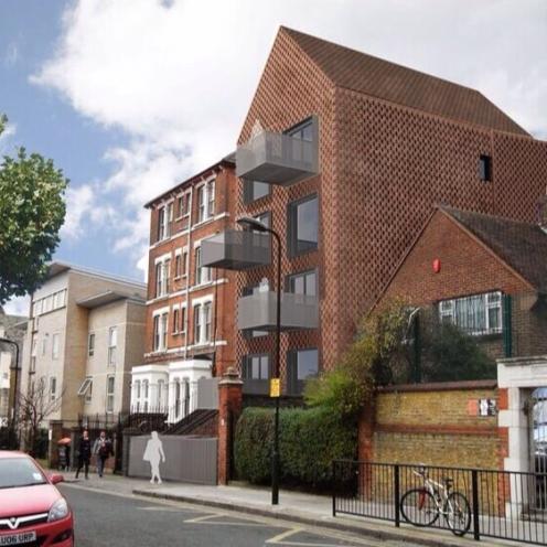 Edificio de 5 plantas en Londres