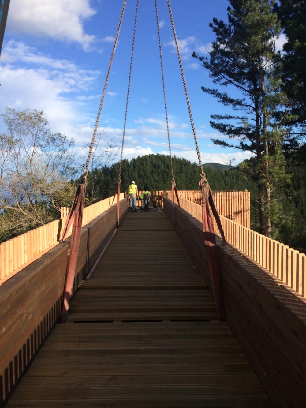 Puente en Deba