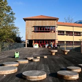 Escuela en Tolosa