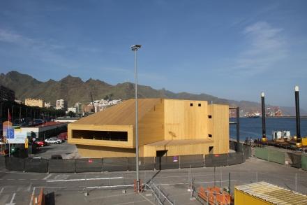 Terminal de Cruceros en Tenerife
