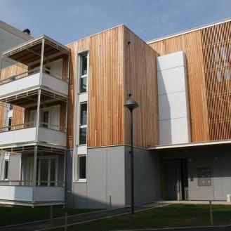 Viviendas Modulares en Biarritz